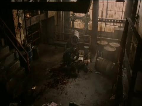 Robocop Murphy Shot Dead.