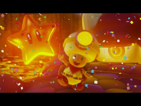 Captain Toad Isn't Too Cute To Kill You - Comic Con 2014 video
