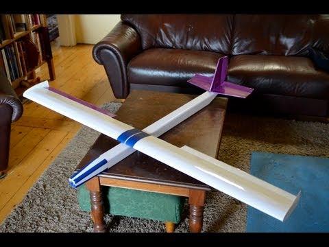 Photon RC motor glider build timelapse