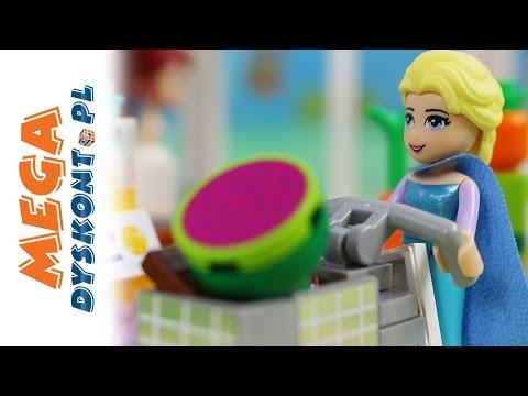 Kradzież w sklepie - Klocki: Lego Frozen & Lego Friends - Bajki dla dzieci