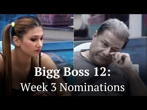 Bigg Boss 12 Weekly Highlights | Episode Highlights | Bigg Boss Season 12 Evictions