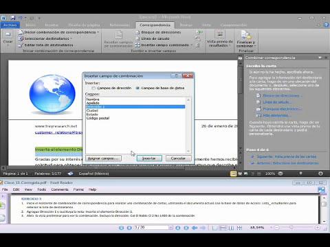 Ejercicios de Certificacion Word 2010 1-5.wmv