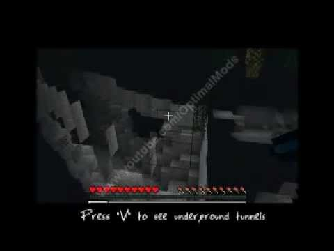 Minecraft XRay Mod 1.8 Download - Updated October 2014