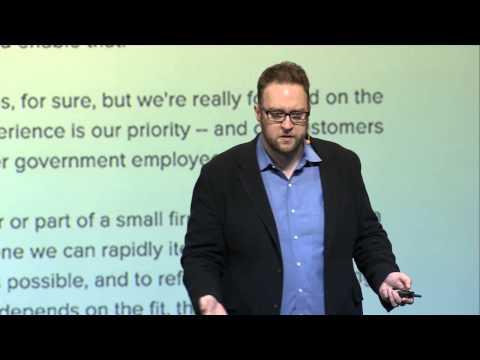 CfA Summit 2013 | Procurement Impact Spotlight | Case Study | Clay Johnson