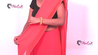 Perfect Saree Wearing Step by Step Tutorial | Newlook