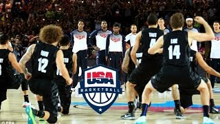 Team USA Full Highlights vs New Zealand 2014.9.2 - EVERY PLAY!!!