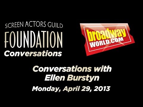 Conversations with Ellen Burstyn