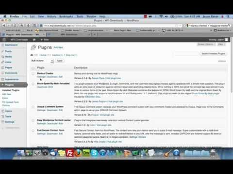 0 Backup Creator   An easy way to backup wordpress