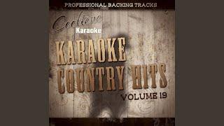 I Won 39 T Give Up Originally Performed By Jana Kramer Karaoke Version