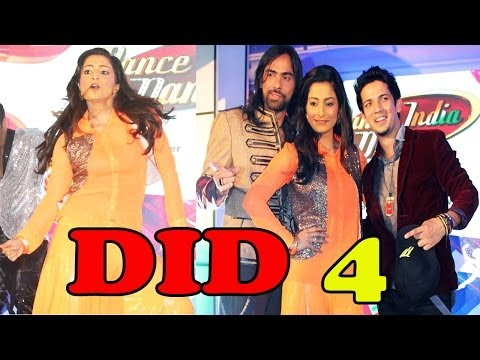 Zee Tv Show Dance India Dance Season - 4 Launched