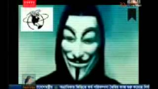 Massranga Tv News of Cyber War Bangladesh vs India 2012