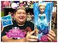 Hasbro Disney Princess Royal Shimmer Cinderella Doll Review Magical Monday mp3