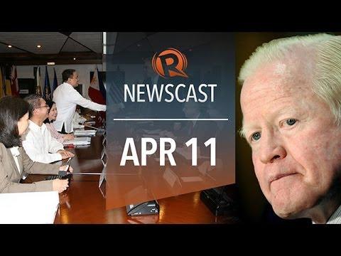 Rappler Newscast: PH defense talks, Abu Sayyaf attack, MH370 black box