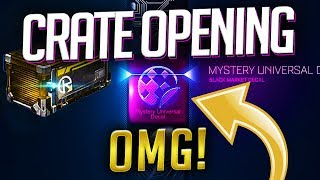 *OMG* I GOT A MYSTERY DECAL! ULTIMATE NITRO CRATE OPENING! (Rocket League)