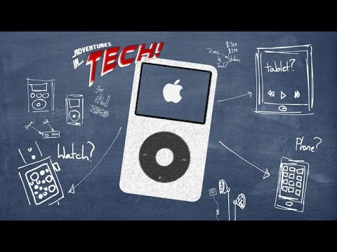 Adventures in Tech - RIP iPod
