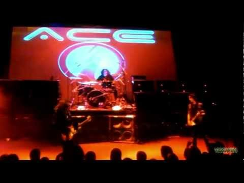ACE FREHLEY - Flaming Youth / Into The Void [ Halloween 2011 ]