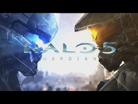 Halo 5 Guardians Cover Halo 5 Guardians Cover Art