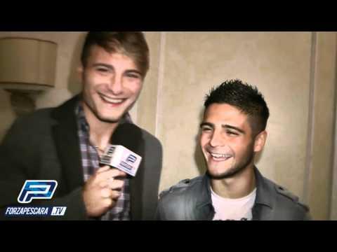 Ciro Immobile intervista Lorenzo Insigne