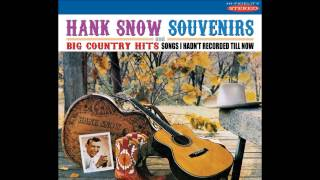 Watch Hank Snow If Its Wrong To Love You video