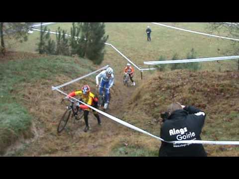 Lars Boom training Huijbergen 23-12-2008