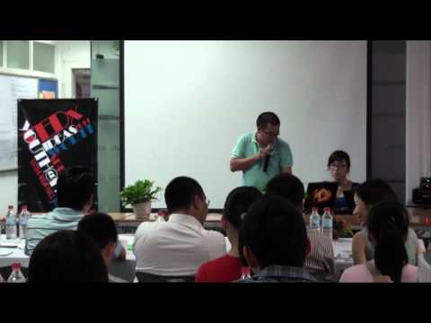 TEDxYouth@Hanoi - Binh Canh Nguyen: Translating textbook project