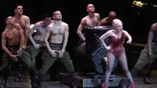 Lady gaga live 2012