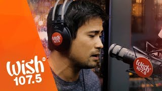 "Sam Milby performs ""Tunay Na Pag-ibig"" LIVE on Wish 107.5 Bus"