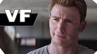 CAPTAIN AMERICA CIVIL WAR - La drôle de rencontre avec Ant-Man -  Extrait VF # 1