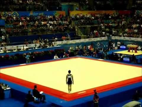 suelo masculino gimnasia art stica j ol mpicos
