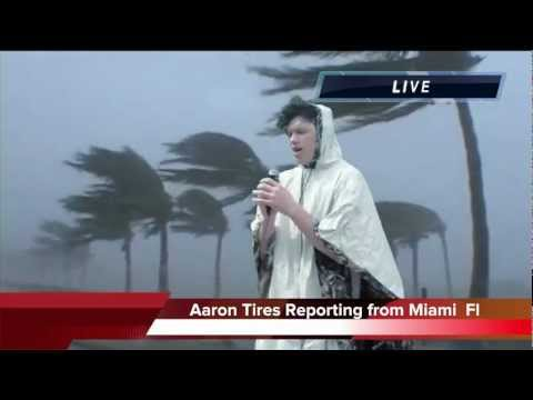 News Broadcast December 21, 2012 End of the World