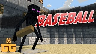 Monster School - BASEBALL [Minecraft Animation]