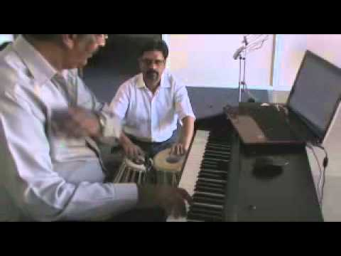tumko dekha to ye khayal piano instrumental by S Raj Balan.mp4...