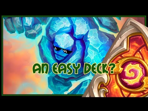 Hearthstone: An easy deck? (quest rogue)