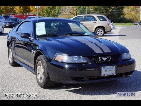 2004 Ford Mustang 3 8 40th Anniversary Edition Youtube