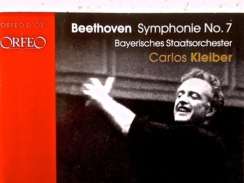 Beethoven - Symphony No.7 (reference recording : Carlos Kleiber)