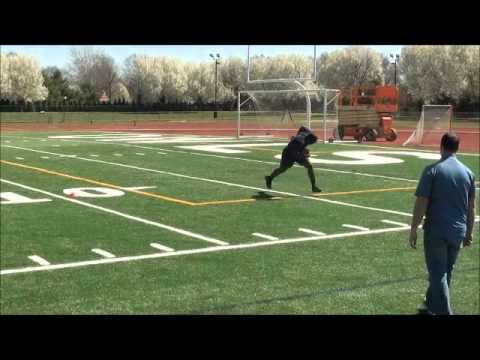 Ike Igbinosun DE/DT Football Drills