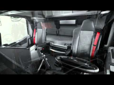 New renault magnum 2013 range t interior exterior view for Renault range t interieur