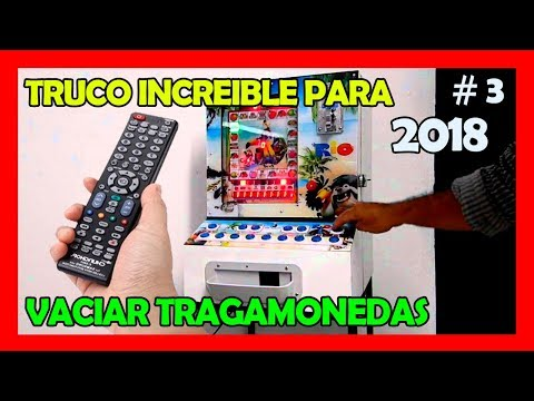 Truco Para Maquinas Tragamonedas Pinball (3) 100% Efectivo!!