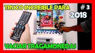 Truco Para Maquinas Tragamonedas Pinball (3) 100% Efectivo!!