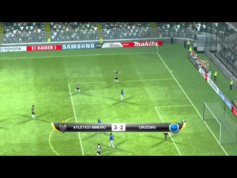 Golao na Gaveta do Ronaldinho - PES 2013