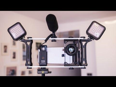 Transforma tu Smartphone en un equipo de filmación con DREAMGRIP