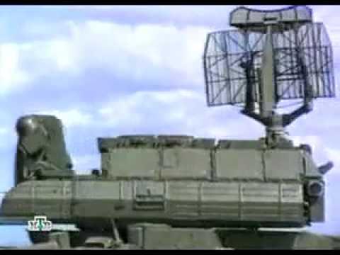 Russian Tor-M1 SAM