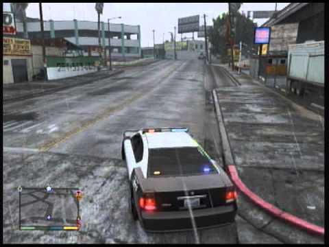 Game | GTA V, Police Charger | GTA V, Police Charger