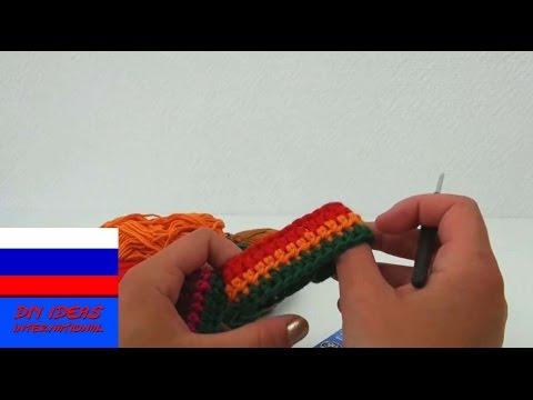 Вязание из резинок крючок 547