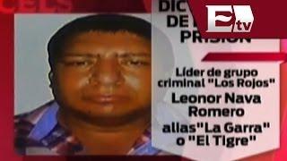 Juez Dicta Formal Prisi�n Para Leonor Nava Romero, L�der De 'los Rojos' / Titulares Vianey Esquinca