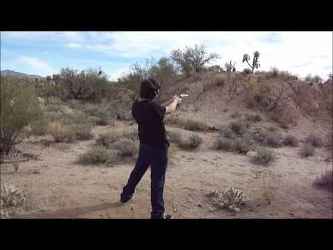 Shooting .44 Magnum, 9 MM, AK-47, AR-15, 12 Gauge w/ 3