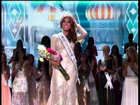 María Gabriela Isler ganó la séptima corona del Miss Universo