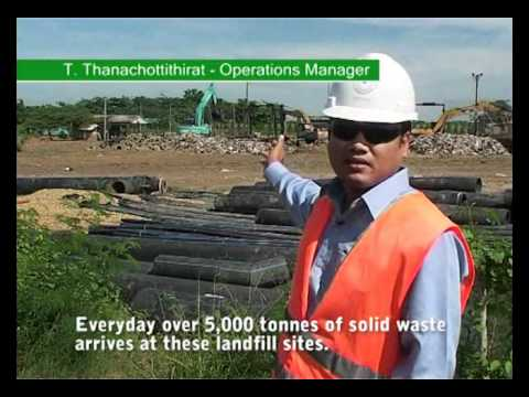 Sindicatum Thailand Landfill Gas to Energy Projects, December 2010
