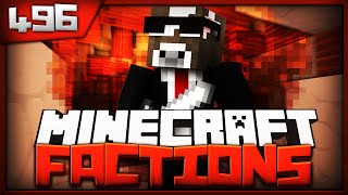 Minecraft FACTIONS Server Lets Play - CHEATING DEATH BOX TRAP - Ep. 496 ( Minecraft Faction )