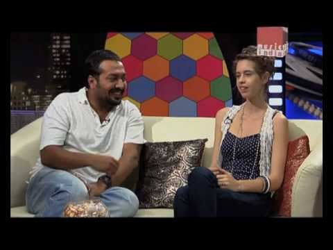 Anurag Kashyap Kalki Koechlin Speak on That Girl in Yellow Boots